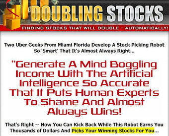 Neuroskeptic: The Amazing Financial Robot Scam | ECONOMY & Transparency | Scoop.it