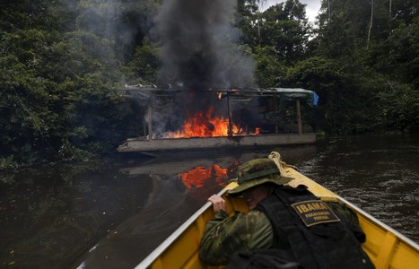 Brazil's new government may be less likely to protect the Amazon, critics say | GarryRogers Biosphere News | Scoop.it