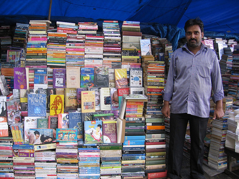 InaGlobal - Édition - Article - Amazon fait son entrée sur le marché indien par le biais des ebooks | E Book : le livre à l'ère du numérique | Scoop.it