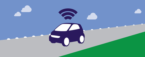 Roads to the Future: Smart Highways and Connected Cars | Chasing the Future | Scoop.it