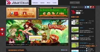 Jalantikus.com Download Game PC dan Android Gratis Terbaru dengan server lokal | Penting, Panas, Perlu dan Seruu | Scoop.it