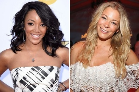 Mickey Guyton Credits LeAnn Rimes for Her Musical Dreams | Country Music Today | Scoop.it
