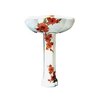 Designer Pedestal Sinks | Decorathed Bathroom | Scoop.it
