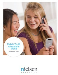 Nielsen Report - Mobile Youth Around the World   Mobile Youth   Scoop.it