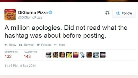 DiGiorno Is Really, Really Sorry About Its Tweet Accidentally Making Light of Domestic Violence | Social Media & Etail | Scoop.it