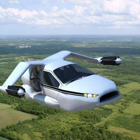 "Coming Soon: Your Personal Flying Car | L'impresa ""mobile"" 