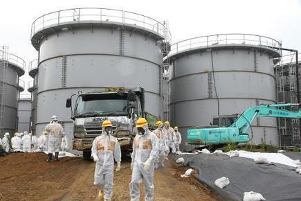 Fukushima: une deuxième unité de décontamination d'eau radioactive fonctionne | Japan Tsunami | Scoop.it