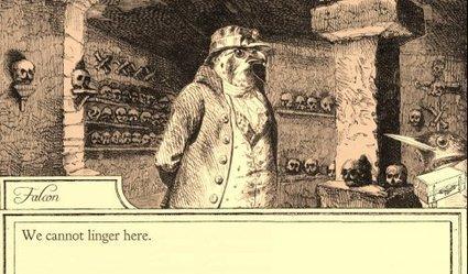 Un jeu vidéo entièrement réalisé en images d'archives de 1840 | Gaming Business | Scoop.it