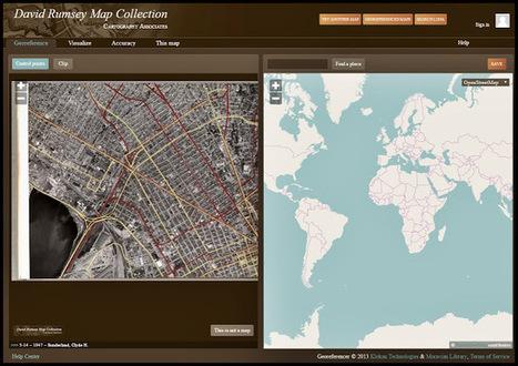 68.000 mapas históricos en alta resolución gratis para descargar. | Aprendizaje Y Apoyo Escolar fuera del Aula | Scoop.it
