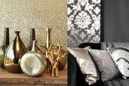 The magic of metallics | Wallpaper | Scoop.it