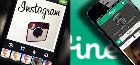 The Difference Between Vine And Instagram Video | Social Media | Scoop.it
