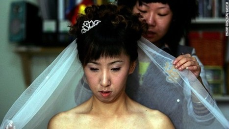 Chinese women fight to shake off 'leftover' label - CNN International   Gender, Religion, & Politics   Scoop.it