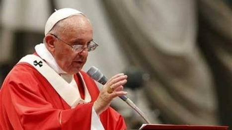 '#Pope Francis says #Vatican bureaucrats suffer from 'spiritual #Alzheimers'' | News You Can Use - NO PINKSLIME | Scoop.it
