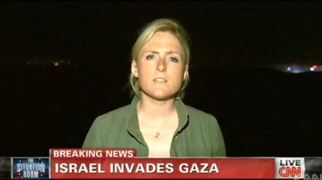 CNN Pulls Reporter From Israel-Hamas Coverage Over 'Scum' Tweet | Saif al Islam | Scoop.it