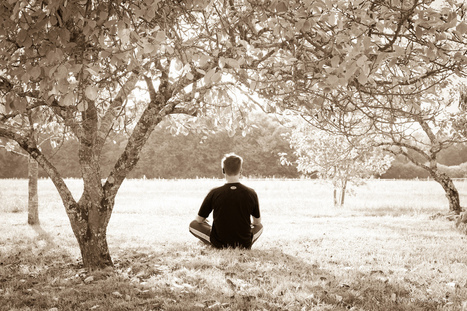 How Meditation Eased My Case of Internet Brain | Conciencia Colectiva | Scoop.it