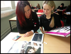 Blending Theoretical and Practical Learning & Teaching Approaches using Tablets at Perth College UHI : JISC RSC-Scotland Showcase   Mobile Learning   Scoop.it