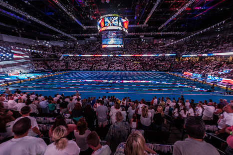2016 USA Swimming Trials: Day 8 Finals Live Recap | Competitive swimming | Scoop.it