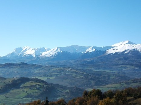 A French Article about the the Sibillini Mountains, Le Marche - LeMonde.fr | Le Marche another Italy | Scoop.it