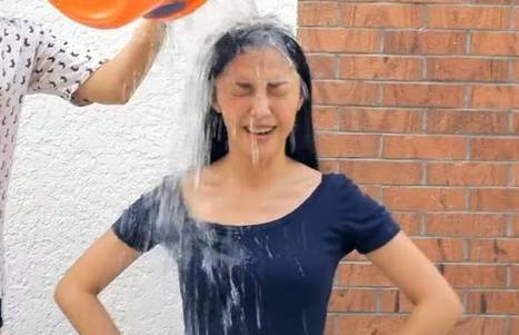 #IceBucketChallenge Went Viral on Weibo in China | China Technology | Scoop.it