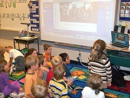Connecting the K-12 Classroom to the 21st Century | DMLcentral | :: The 4th Era :: | Scoop.it