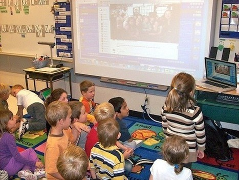 Connecting the K-12 Classroom to the 21st Century | DMLcentral | Into the Driver's Seat | Scoop.it