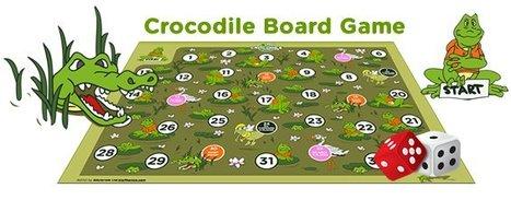 Printable ESL Board Games, Printable ESL Flashcards, Card Games, Game Cards | jeux | Scoop.it