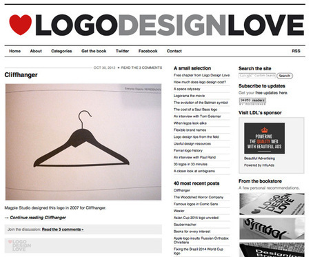 10 top logo resources for designers | Vernon's List of Really Useful Sites | Scoop.it