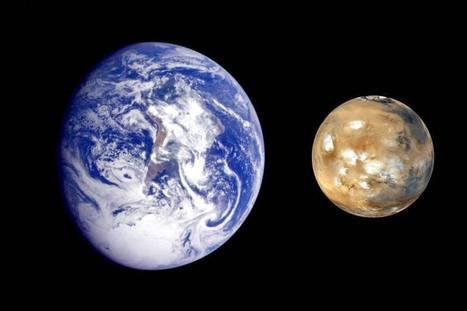 Alistan nueva nave para visitar Marte - Vanguardia Liberal   Mineralogía   Scoop.it