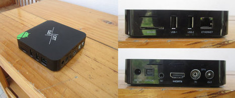 Unboxing of HD18T Android Media Player with DVB-T2 Tuner | Embedded Systems News | Scoop.it