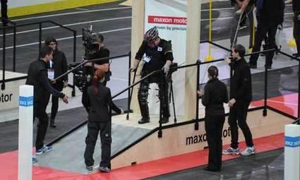 1ère mondiale, courses d'exosquelettes pour l'homme futur ! | Veille sur le handicap | Scoop.it