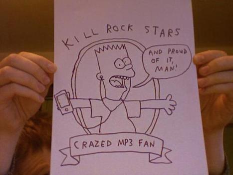 KRS IS NOW ON DRIP.FM | Kill Rock Stars | Kill The Record Industry | Scoop.it