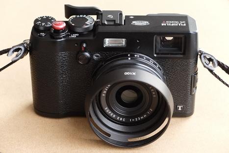 My Review of the Fujifilm X100T | Antonio M. Rosario