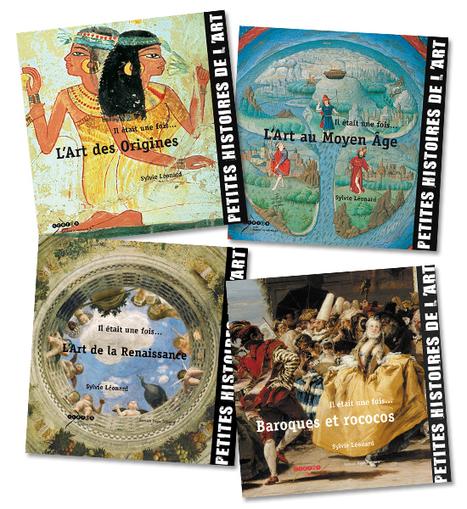 Petites histoires de l'art (des origines, du Moyen âge, de la Renaissance, Baroques & Roccocos ) @reseau_canope | Arts et FLE | Scoop.it