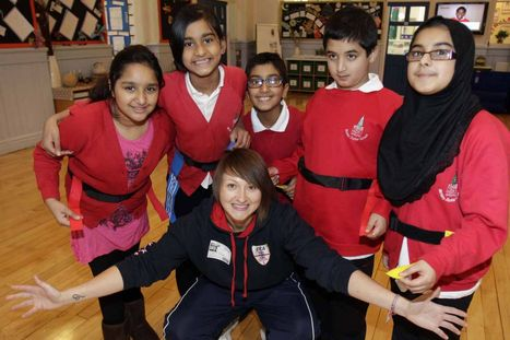 Birkby youngsters learn about their parents' sport - kabadi | ITSGA | Scoop.it