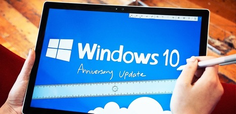 New Video Series This Week on Windows Highlights Windows 10 Anniversary Update | Software Tips | Scoop.it
