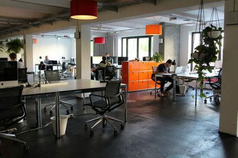 Et l'on vous dit pourquoi vos cadres vont partir travailler dans une start-up | Environnement Digital | Scoop.it