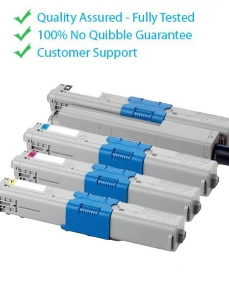 Avail 4 Pack of Compatible OKI Toner Cartridges Just at €130 | Find the Best Value Ink and Toner Cartridges with Multipack Deals in Ireland | Scoop.it