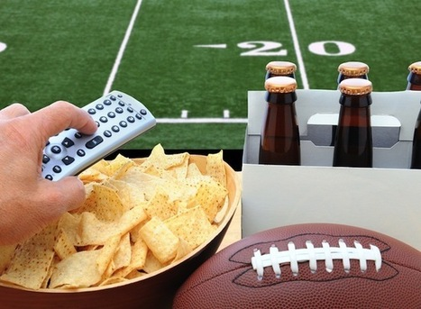 Infographic: The Super Bowl Ad Battle — TV, Facebook and Twitter ...   Facebook Advertising   Scoop.it