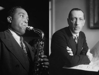 The Night When Charlie Parker Played for Igor Stravinsky (1951) | Muzibao | Scoop.it