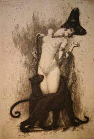 Helbing Ferenc Kirké Art Nude, 1910   Sex History   Scoop.it