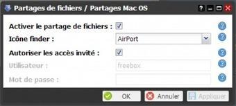 Activer le partage de fichiers Freebox pour Mac OS X - Freenews : L'actualité des Freenautes - Toute l'actualité pour votre Freebox Revolution | netnavig | Scoop.it