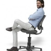 Bien assis au travail : à vous de nous dire...   Swopper, pour s'asseoir autrement   Scoop.it