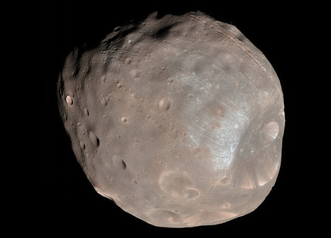 R.F. Grassi Professional: Mission to Mars' Moon Phobos Could be a Sample-return Twofer | Space matters | Scoop.it