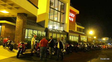 Ducati.net | Booking Link for the Drury Hotel for IndyGP, 2012 | Ductalk Ducati News | Scoop.it