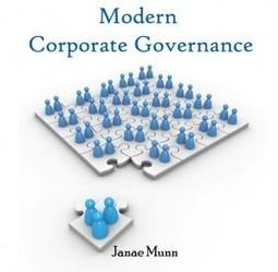 Modern Corporate Governance | E-books on Business, Management & Economics | E-Books India | Scoop.it