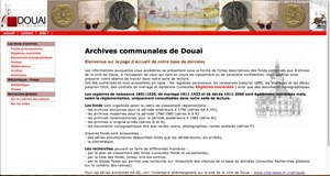 Archives de Douai : l'état civil est en ligne ! | GenealoNet | Scoop.it