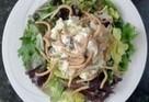 Ensalada de pollo con salsa cesar - Receta | RECETAS | Scoop.it