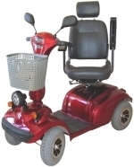 2013 Model Of The Explorer 4 Mobility Scooter Now Available At Mobility Nation | Let  Me Show Them | Scoop.it