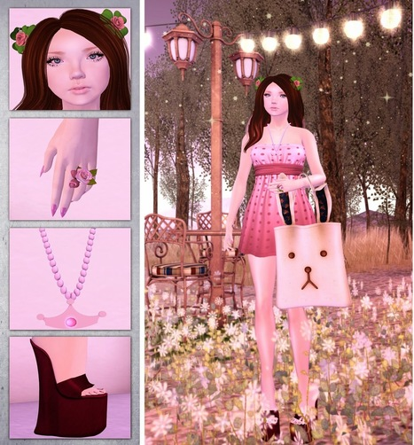 Free SL Couture: Style No. 150 | Finding SL Freebies | Scoop.it