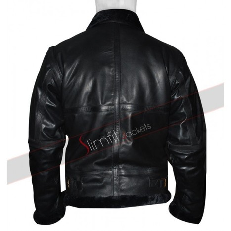Heavy Duty Moto Fur Black Faux Jacket | Motorcycle Leather Jackets For Men and Women | Scoop.it